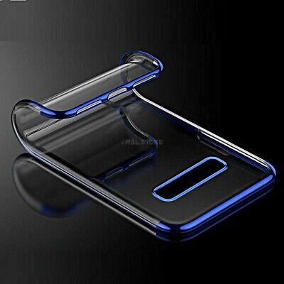 COVER per Samsung Galaxy S10 /S10e/ S10 Plus CUSTODIA ORIGINALE Electro TPU Slim 6