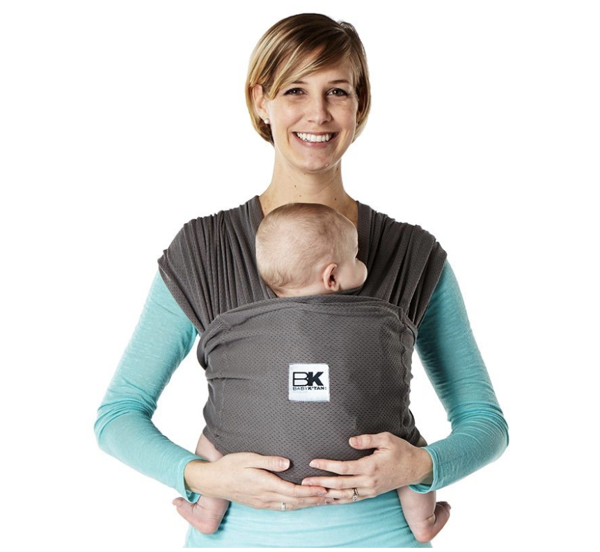 Baby K'tan BREEZE Mesh Baby and Infant Carrier Wrap Sling - Customer Return 2