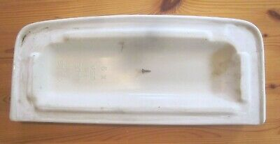 "American Standard USA 4083 M Toilet Tank Cover Lid Top White 18-7/8"" X 8-3/16"" 6"