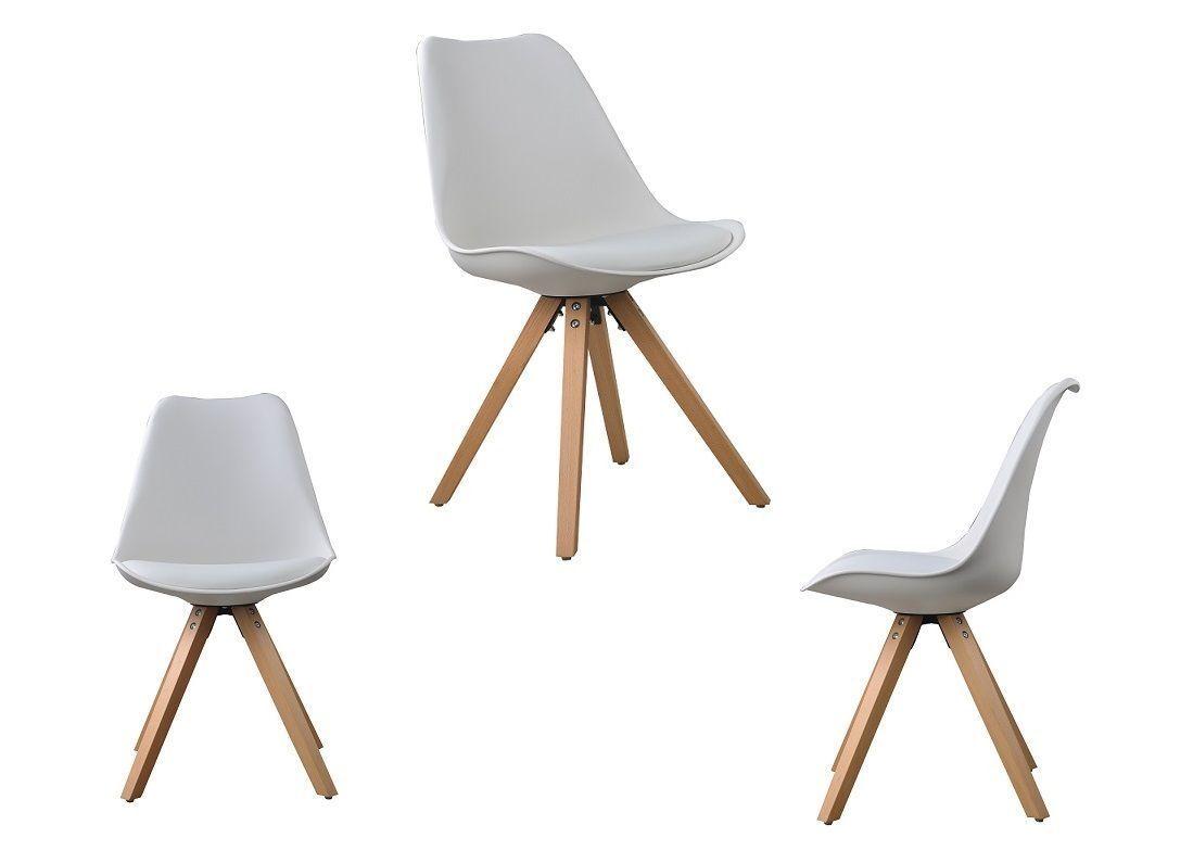 """Esszimmerstuhl Stuhl Stühle Bürostühle Sitzgruppe Design """"Luciana"""" 2/4 oder 6er"""