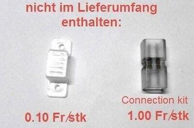 Lichterschlauch LED Lichtschlauch 50M LED Lichterschlauch Band kaltweiss Lichtsk