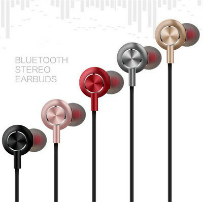 Wireless Bluetooth Sweatproof Headphones Sport Earphones Stereo Headset With Mic 7