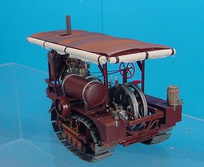 O SCALE 1//48 On3//On30 WISEMAN MODEL SERVICES HOLT 75 CRAWLER TRACTOR KIT SALE!