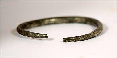 Indus Valley silver bracelet ex-Bonhams 4