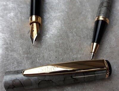 Rosenholz Füllfederhalter 0.7mm Iridium Feder Füllhalter Füller Schreiben