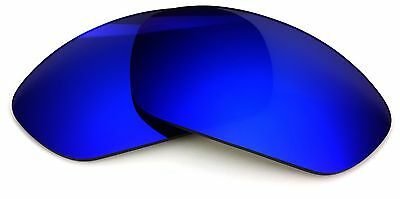 ce9f3fa48af46 ... 2 of 8 Polarized IKON Iridium Replacement Lenses For Oakley Juliet Deep  Blue Mirror 3