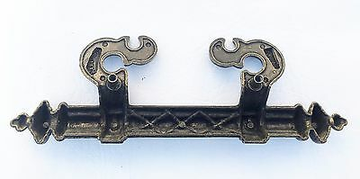 "Art & Craft Gothic Drawer Pull Vintage Antique Hardware Trunk 3 1/2""  on center 5 • CAD $219.87"