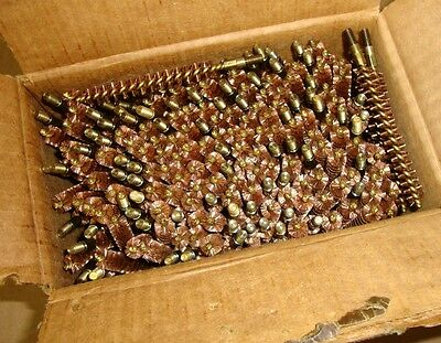 3ea .30 Cal Brass Bore Cleaning Brushes Unissued NOS USGI WW2 for M1 Garand 1903 5