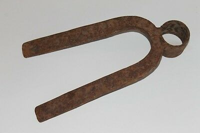 Antique Garden Tool Digging Turnip 19 Century 4