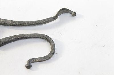 Antique Bulgarian Galvanized Scissors 19 Century RARE 5