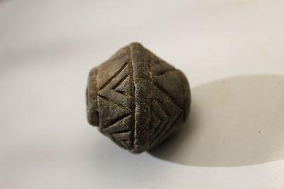 Antique Roman Ceramic Clay Loom Weight