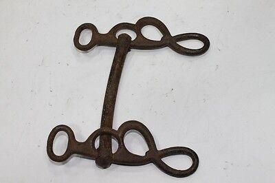 Antique Ottoman Iron Horse Bit Harness Bridle 18 Century 4 • CAD $238.30