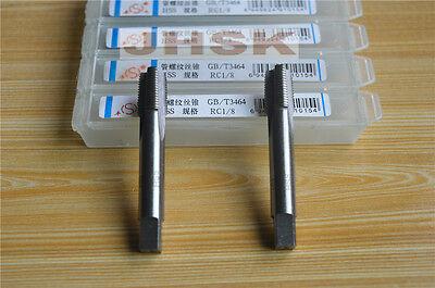 """ZG 1//8/"""" 28 HSS BSPT Taper Pipe Tap 1//8-28 TPI NEW RC"""