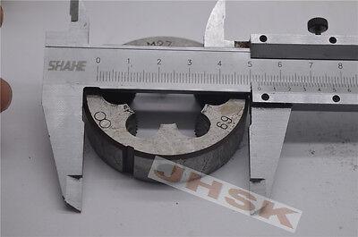 1pcs Metric Right Hand Die M50X1.5mm Dies Threading Tools 50mmX1.5mm pitch
