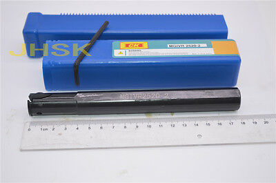 MGIVR3732-3 32x250mm Lathe Grooving Cut-Off Tool Holder For 3mm Width MGMN300