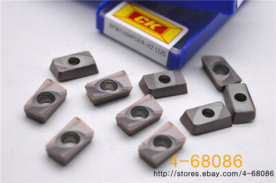 10pcs APMT1604PDER-H2 1125 CK carbide inserts APKT1604  KORLOY 70/%-80/%