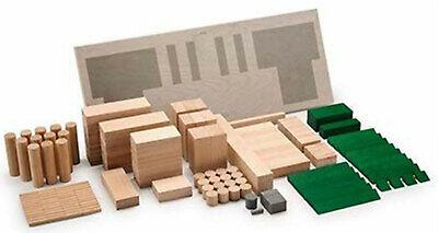 Erzi Architect Brandenburger Tor aus Holz 184 Teile Spielzeug Motoriktrainer 3