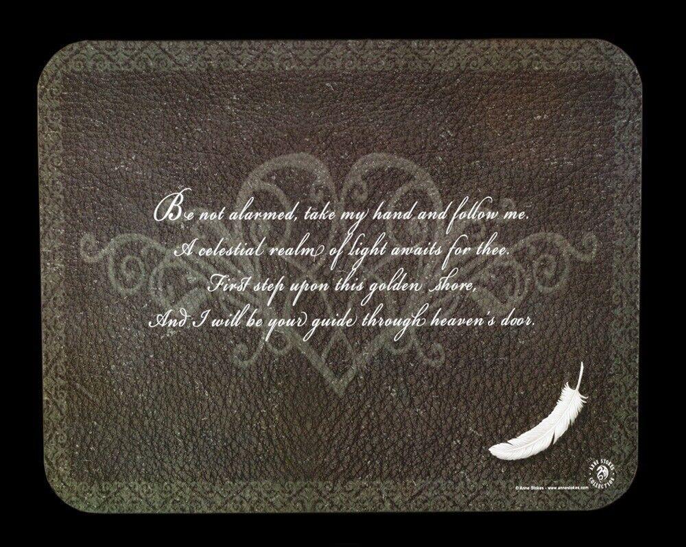 Wahrsagerbrett - Spirit Guide - Anne Stokes Hexenbrett ouija Witchborad Ritual