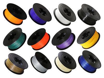 3D Drucker Filament 1kg PLA 1,75mm ⌀ Durchmesser Spule Rolle 1000g Made in DE 2