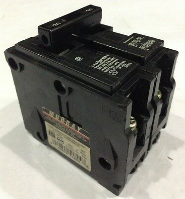 MP220 20-Amp Double Pole Type MP-T Circuit Breaker Murray