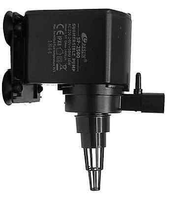 Resun SP-2500 Aquarienpumpe Kreiselpumpe Filterpumpe 2
