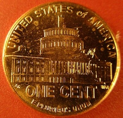 5 Complete Sets (40-Coins) P & D Mint Penny's Of The 2009 Lincoln Bicentennial 6