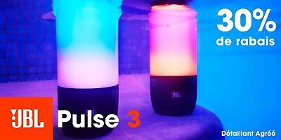 JBL Pulse 3 Waterproof Bluetooth Speaker with 360° Lightshow *Authorized Dealer* 9