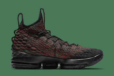 detailed look 63689 92058 NIKE LEBRON 15 XV LMTD BHM size 13. Black History Month Multi-Color  897650-900