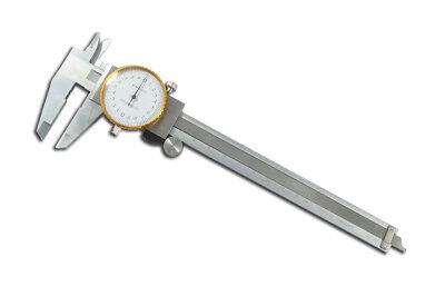 Calibro centesimale a corsoio con orologio precisione 150 mm 2