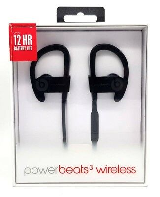 Genuine BEATS BY DR DRE Powerbeats3 Wireless Headphones Sport Earphones Headset 3