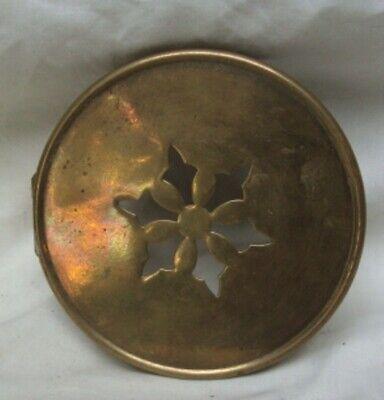 A  J. W. Benson Mahogany, Striking Mantel Clock. 4