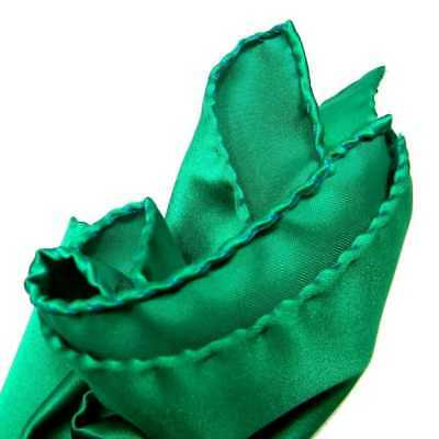 26d03f174b ... Completo Verdino Cravatta E Pochette Verde Skinny Tie 6 Cravattino E  Fazzoletto 3