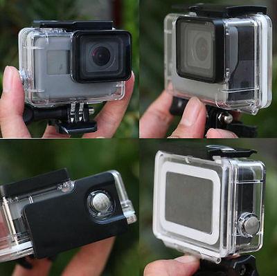 Diving Waterproof Housing Case For GoPro Hero 5 6 7 Black Camera Accessories 45m 8