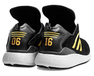 Adidas Busenitz Pure Boost 10 Jahre Jubiläum Schwarz Gold