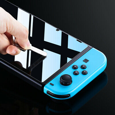 2Pack Screen Tempered glass Protector Cover For Nintendo Switch Console PREMIUM 3