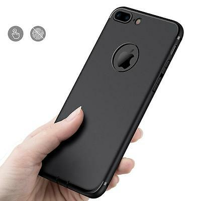 Antichoc amorti coque case protection mat iPhone 6s 7 8 Plus X XR XS Max 11 Pro 5