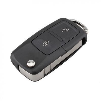Flip Remote Key 2BTN Fob 434MHz ID48 1J0 959 753 AG for VW Bora Golf Polo Passat 6