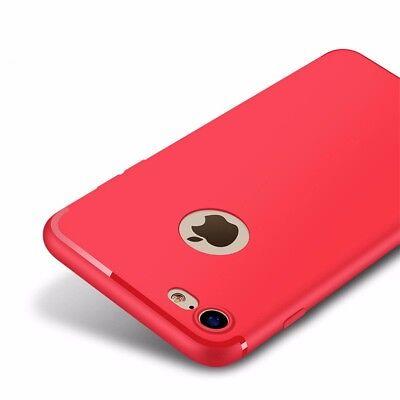 Coque TPU Slim Housse Etui Protection Pour iPhone 8 7 6 6S PLUS 5S X XR XS Max 11
