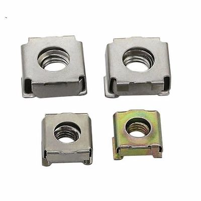 M4 M5 M6 M8 Cage Nuts Floating Nuts Cabinet Metal Nut 2