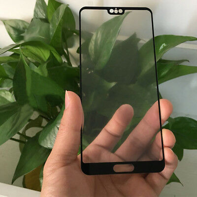For Huawei P20 Pro Lite Premium Full Cover Tempered Glass Film Screen Protector 11
