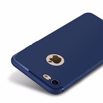 Coque TPU Slim Housse Etui Protection Pour iPhone 8 7 6 6S PLUS 5S X XR XS Max 9