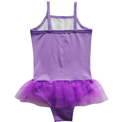 Girls Moana Swimsuit Swimwear Bathing swimming suit Bikini  Size 2-8 K80