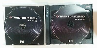 Native Instruments Traktor Scratch Control Disc MK2 CD di Controllo Timecode