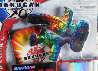 Bakugan Battle Brawlers Aquos Blue Fortress TRAP