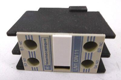 Telemecanique LN1DN11 Hilfskontaktblock