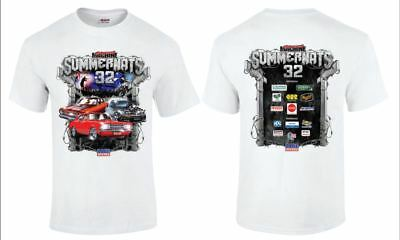Summernats 32 - Event Shirt