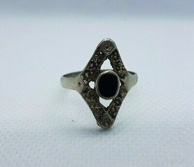 ancient antique roman legionary old ring metal artifact authentic rare type 2