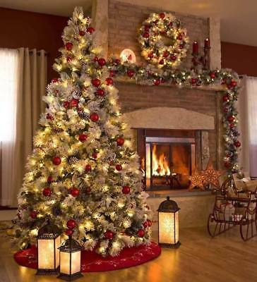 Foto Albero Di Natale Addobbato.Addobbi Di Natale Palline Decorazioni Per Albero Di Natale Addobbi Natalizi