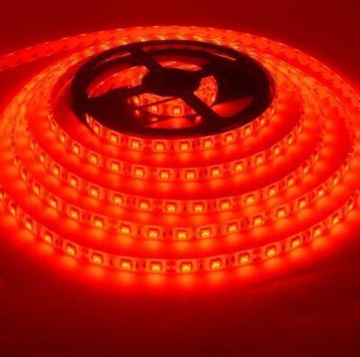 5M 10M 15M 20M 12V 3528 5050 5630 LED Flexible Strip Light Warm White Tape 9