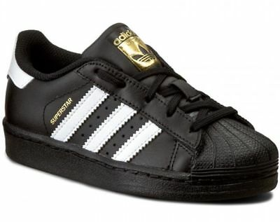 adidas superstar bimbo nere